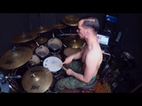 BELPHEGOR Swarm of Rats (drum cover)