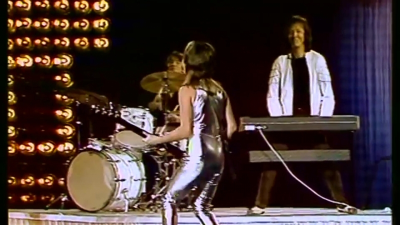 Suzi Quatro If You Can't Give Me Love 1978