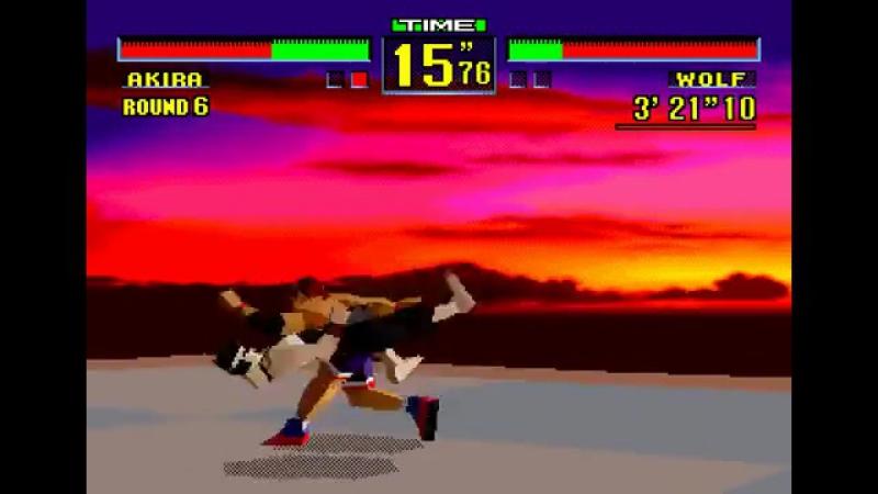 [World of Longplays] Sega 32X Longplay [005] Virtua Fighter