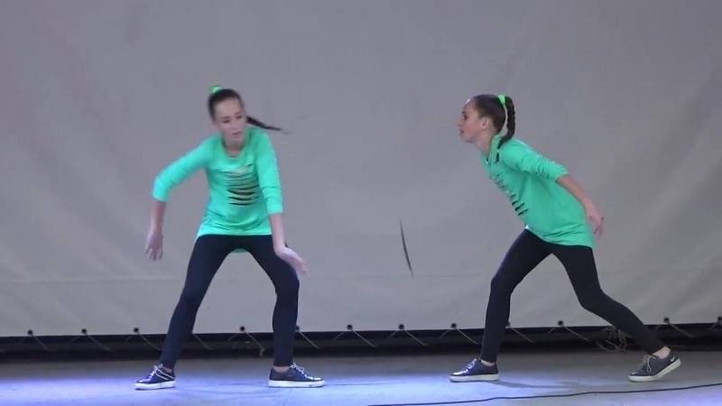Танец Хватит учить - давай танцевать! (hip-hop)