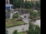 Новокузнецк после дождя
