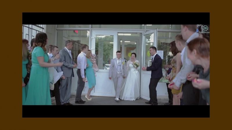 Трогательний фильм о Вашей свадьбе Доверьте видеозапись профессионалу своего дела Успевайте занять свободные даты на лето нап