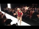 Семён Фролов на неделе моды в Москве