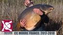 Советуем посмотреть CC Moore France and Friends 2017 2018 Pêche à la carpe