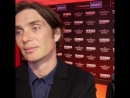 EXCLUSIVE! Cillian Murphy chats about his new movie with Mark O'Rowe and spills on the new season of PeakyBlinders 😍 'I can't w
