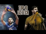 TOP 10 Best Volleyball Setters in the World. Volleyball 2017