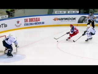 Валерий Ничушкин продавливает и забивает