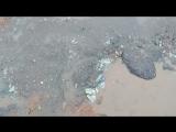 Убитые дороги в самом центре Балезино