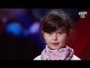 Это СИЛЬНО! Маленькая Настенька из Одессы разорвала всех ДО СЛЕЗ! УГАР на Рассмеши Комика Дети! смешное видео.