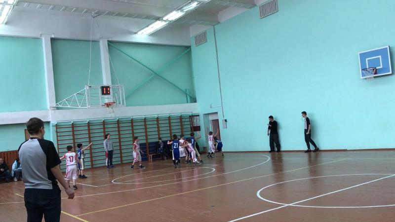 20.01.18 Баскетбол. Юноши 2008. Богородское - Сергиев Посад (16