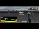 Беспилотный RoboCar MiniVan на тестовом полигоне Bridgestone