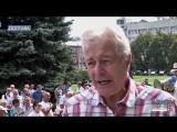 Полтавські пенсіонери МВС і ЗСУ вимагають від влади повного пенсійного забезпечення