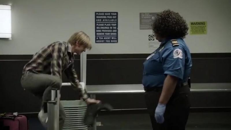 @adamfergus recently shared a video of his invasive frisking by a TSA agent: