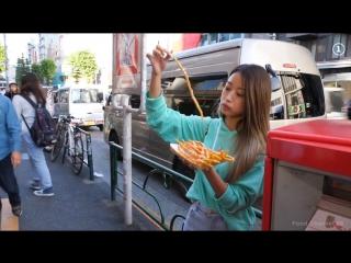 Самая длинная картошка фри в мире