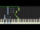 [Mason Arthur] Stigmata - Сентябрь горит [Piano Tutorial] (Synthesia)