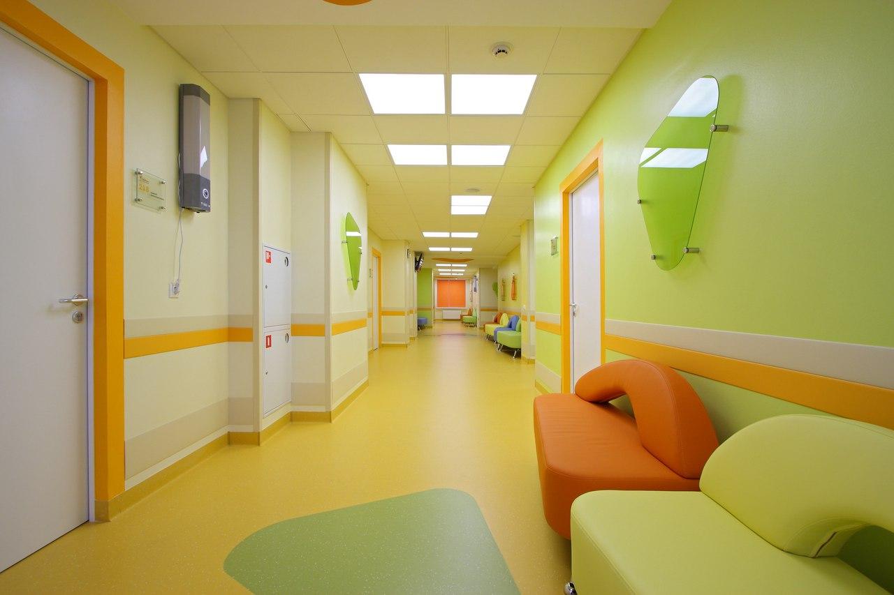 Выборгская детская поликлиника – на страже здоровья с ранних лет