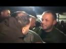Les habitants du village de marka près de jénin reçoivent le prisonnier libéré Abd Al Hakim Moussa qui a passé 20 ans en captiv