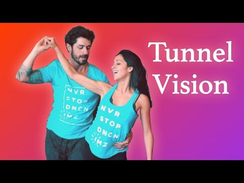 Wow! A Totally Improvised Zouk Dance by Anderson Mendes Brenda Carvalho - Tunnel Vision - IM Zouk