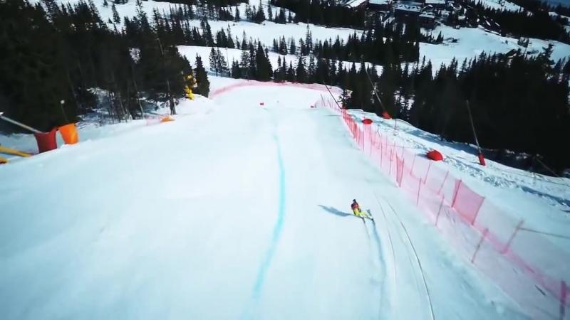 ★Skiing★ - (Горные лыжи в мгновение ока)AKSEL LUND SVINDAL(Аксель Лунд Свиндаль)