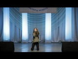 Быкова Елизавета- Молитва( мюзикл
