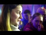 Интервью Юлии Белоруковой на открытии Чемпионата России по лыжным гонкам в Сыктывкаре 23.03.2018
