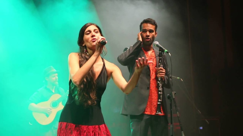 4. Uluslararası Klarnet Festivali, Barcelona Gipsy Klezmer Orchestra Konseri