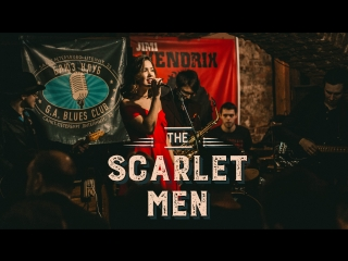 The Scarlet Men - Soulful Dress (Live at G.A.Blues Club (ex. Jimi Hendrix))