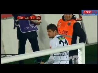 Akhisar 1:0 Galatasaray - Evgen Seleznev HD