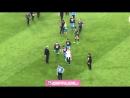 Буффон после поражения от «Наполи» дождался всех игроков соперника и поблагодарил их за игру