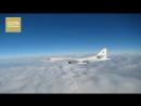 Истребители ВВС Великобритании были подняты в воздух из за российских бомбардировщиков