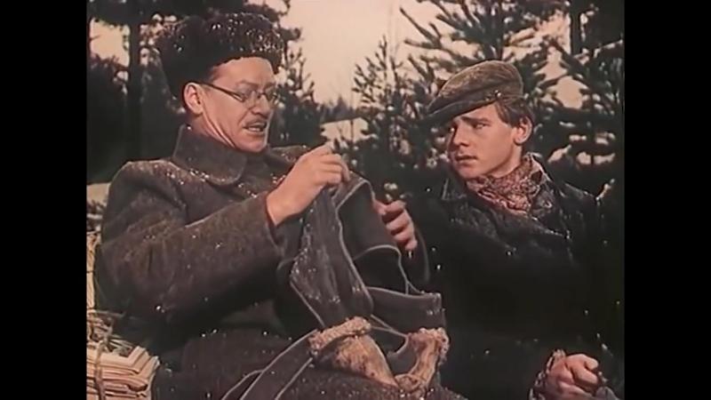 «Педагогическая поэма» (1955) - драма, реж. Мечислава Маевская, Алексей Маслюков