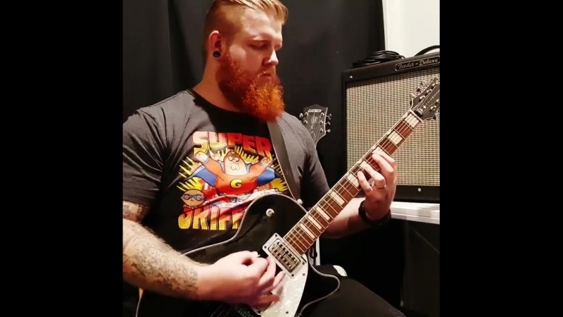 Riff 59/100: Pull Harder On The Strings Of Your Martyr by Trivium