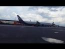 аэрофлот запуск двигателей Boeing 777