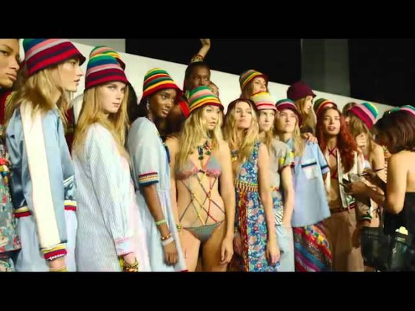 Highlights: Tommy Hilfiger Spring '16 Runway Show