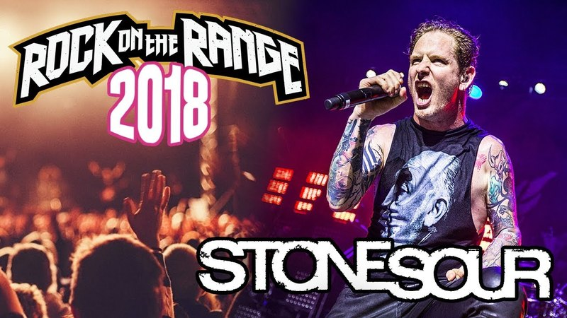 Stone Sour Live At Rock on the Range 2018 (Full Concert)