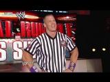 Raw_ CM Punk vs. Wade Barrett