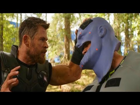 Avengers Infinity War 2018 - Visual Effects
