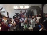 Разминка уругвайцев перед матчем с Францией