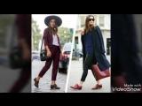 Самая модная обувь 2018: как и с чем носить оксфорды?