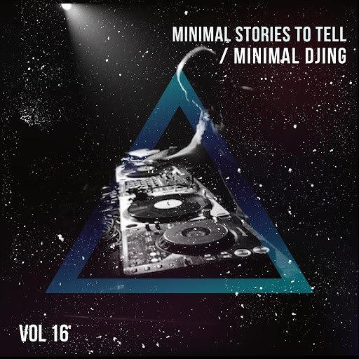 Carbon альбом Minimal Djing - Vol.16