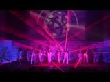 Dangerous (лазерное шоу) - Шоу-балет