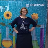 Рисунок профиля (Ольга Антонова)