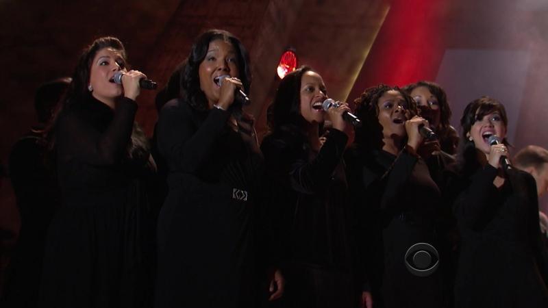 Led Zeppelin Tribute - Stairway To Heaven - Heart Jason Bonham - Kennedy Center Honors 2012