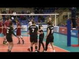 HIGHLIGHTS. Локомотив — Факел Суперлига 2017-18. Мужчины