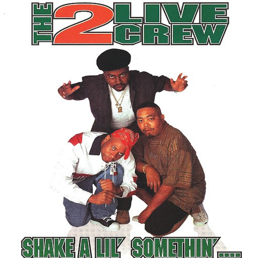 2 Live Crew альбом Shake A Lil' Somethin' (clean)
