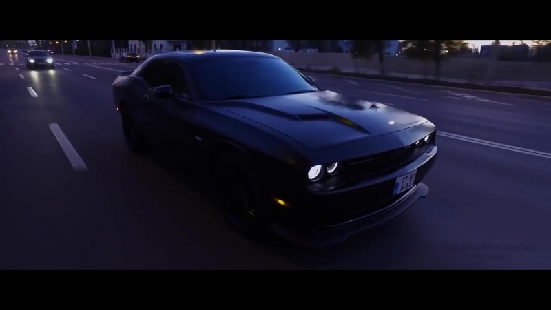 DODGE CHALLENGER - The car thas rose from hell