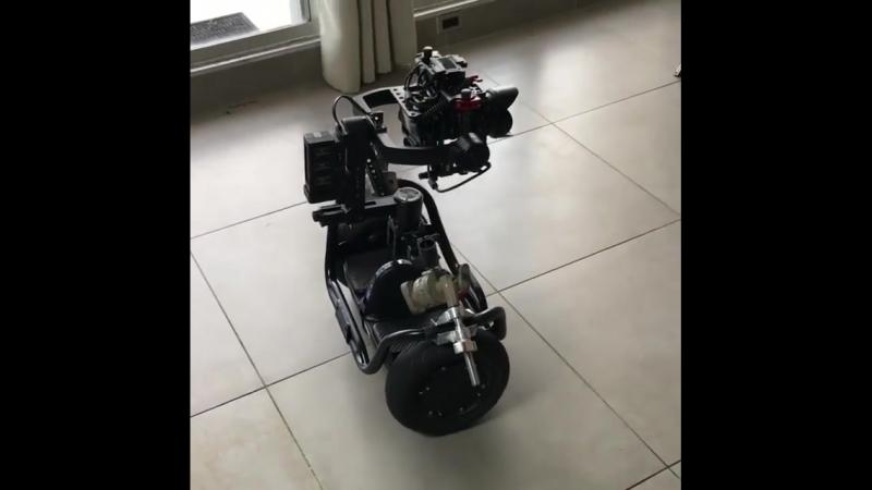 Установили на Segway Ninebot Mini Ronin R 16 смотреть онлайн без регистрации