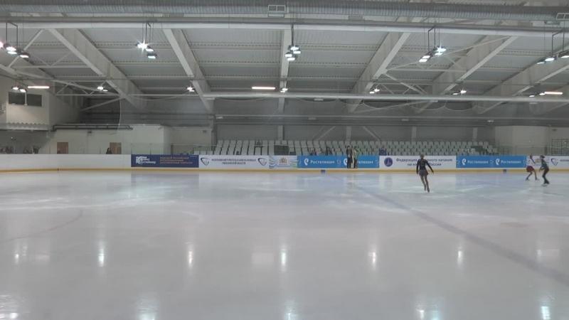 Всероссийские соревнования Памяти ЗТР И Б Ксенофонтова по фигурному катанию на коньках