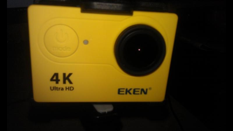 камера eken h9 и штатив осьминог.