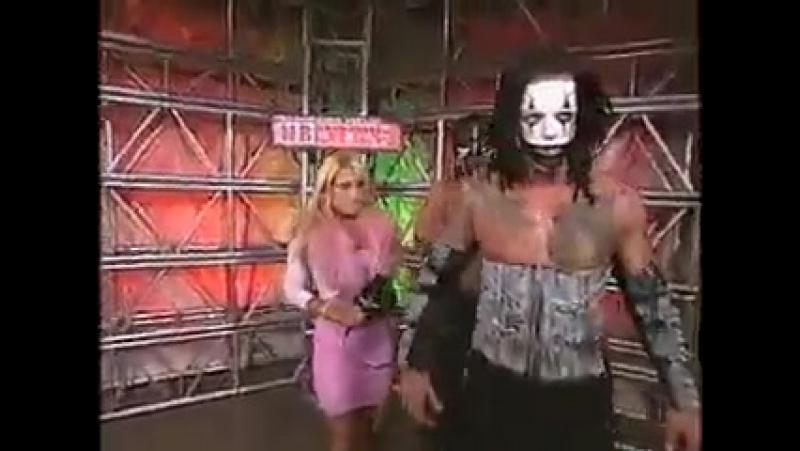 WCW New Blood Rising 2000